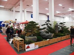 Import Shop Messe in Berlin   kokeniwa japanische Gartengestaltung   Heiko Voß