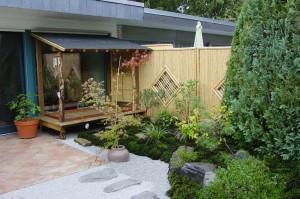 Japangarten in Bückeburg 2011   kokeniwa japanische Gartengestaltung   Heiko Voß