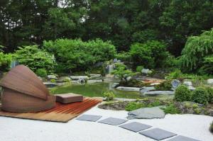 Teichgarten in Großensee 2013 | kokeniwa japanische Gartengestaltung | Heiko Voß