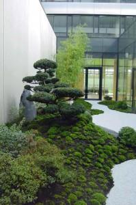 Japangarten Atrium Hannover 2011 | kokeniwa japanische Gartengestaltung | Heiko Voß