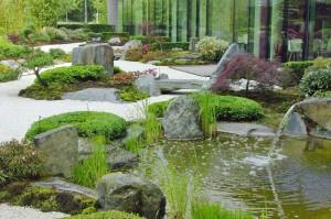 Japangarten in Hannover 2011| kokeniwa japanische Gartengestaltung | Heiko Voß