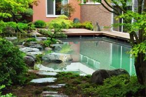 Teichgarten in Salzgitter 2012 | kokeniwa Japanische Gartengestaltung | Heiko Voß
