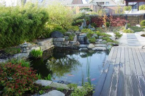 Japangarten in Sehnde 2010   kokeniwa japanische Gartengestaltung   Heiko Voß