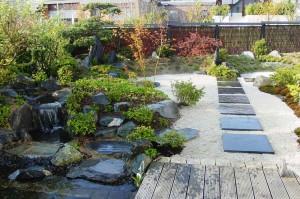 Japangarten in Sehnde 2010 | kokeniwa japanische Gartengestaltung | Heiko Voß