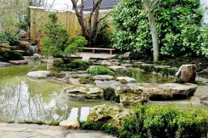 Teichgarten in Wunsdorf 2012 | kokeniwa japanische Gartengestaltung | Heiko Voß