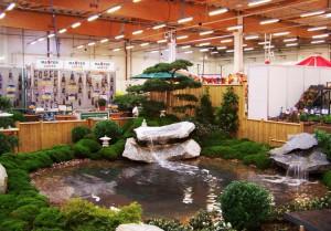 Garten-Frühling-Lebensart Messe in Bad Salzuflen | kokeniwa japanische Gartengestaltung | Heiko Voß