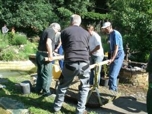 Japan-Gartenseminar | kokeniwa japanische Gartengestaltung | Heiko Voß