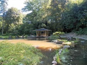 Zen-Kloster Liebenau-Japangarten | kokeniwa japanische Gartengestaltung | Heiko Voß