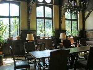 Zen-Kloster Liebenau-Speisesaal | kokeniwa japanische Gartengestaltung | Heiko Voß