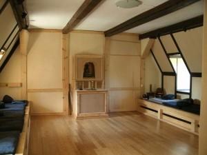 Zen-Kloster Liebenau-Zendo | kokeniwa japanische Gartengestaltung | Heiko Voß